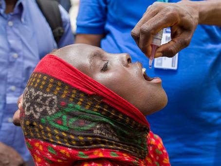 De la Polio al COVID-19 y de África a Latinoamérica