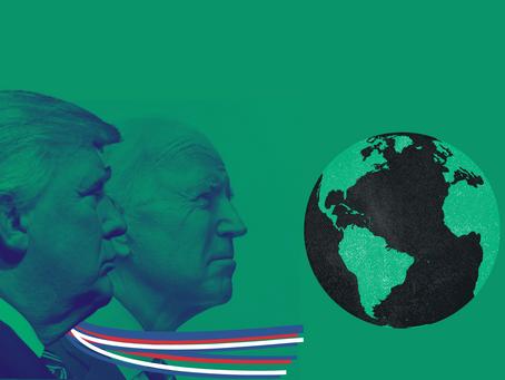 ¿Es el cambio climático una de las preocupaciones de los norteamericanos en las próximas elecciones?