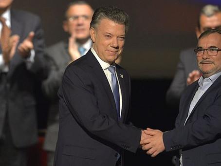 Nuevo intento de Construcción de la Paz en Colombia