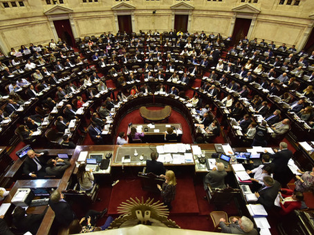 Reflexiones en torno a la representación territorial e institucional Argentina