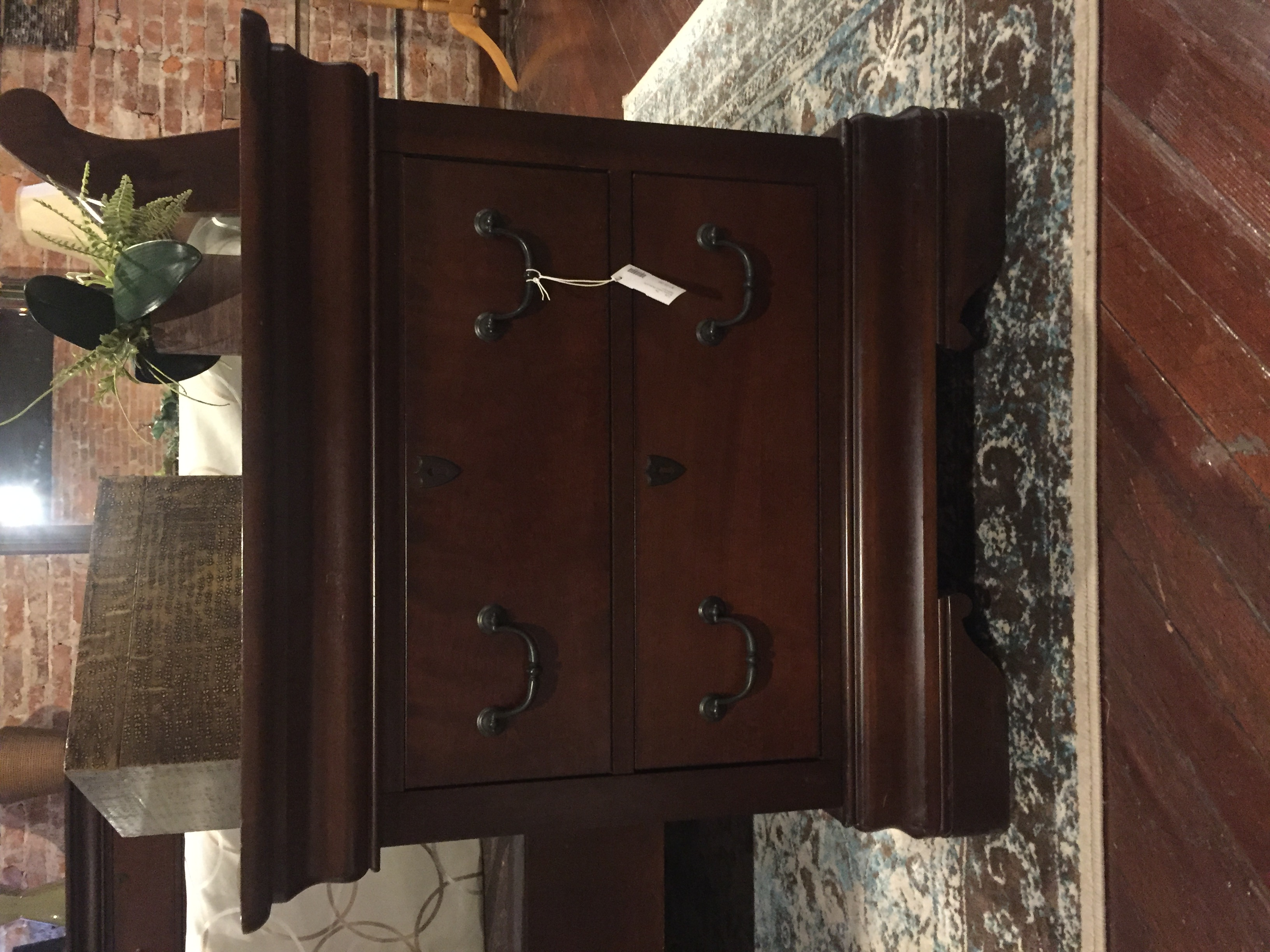 BROYHILL CHERRY NIGHTSTAND