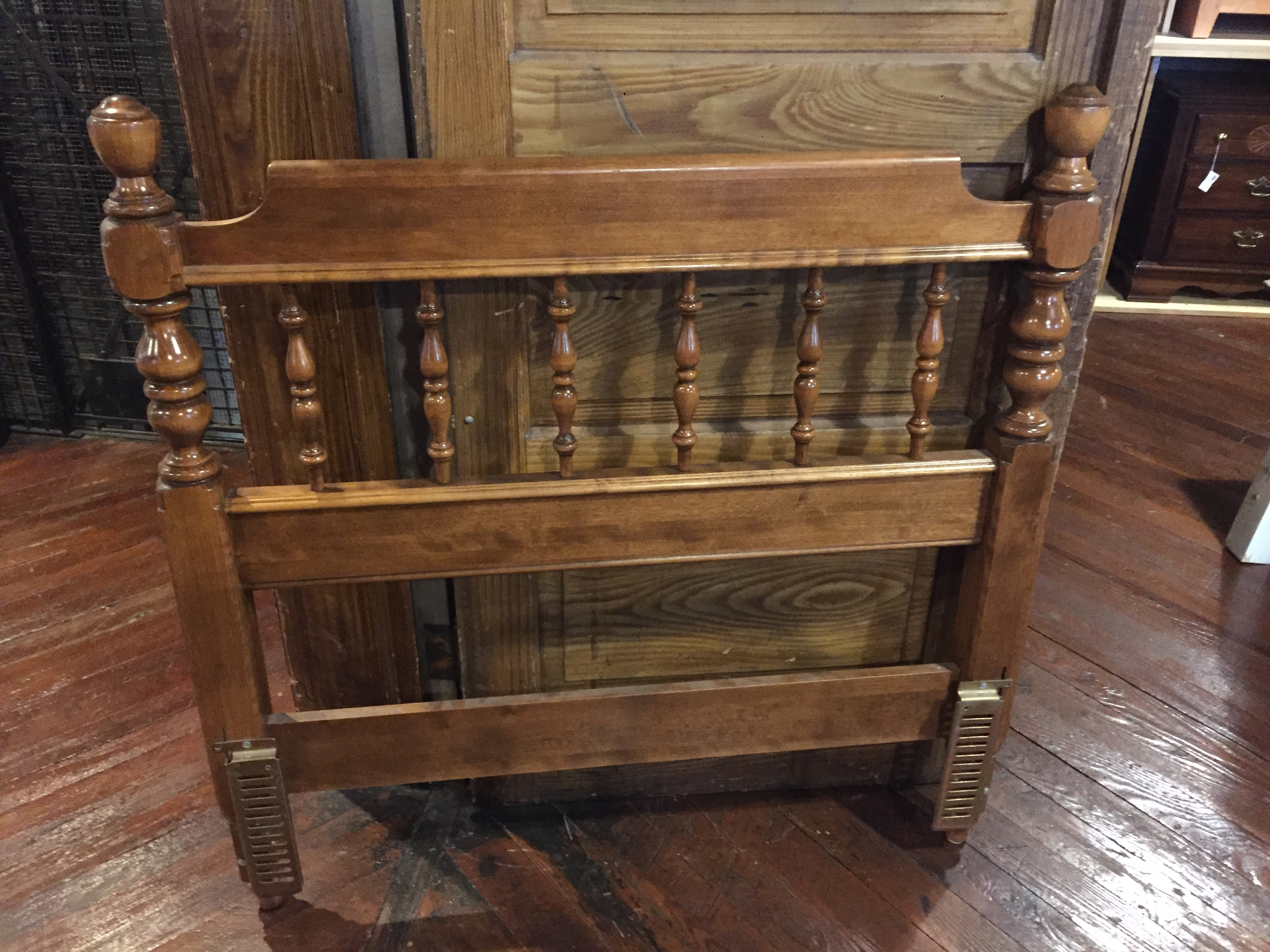 ETHAN ALLEN MAPLE TWIN HEADBOARD