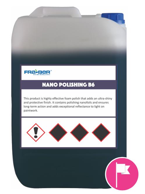 Nano Polish Foaming B6