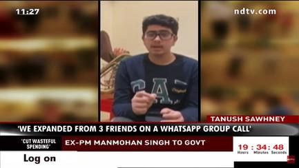 NDTV 24x7 Coverage