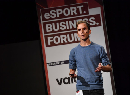 "EMC Referent zu ""Gaming und eSports – beyond the trend"""