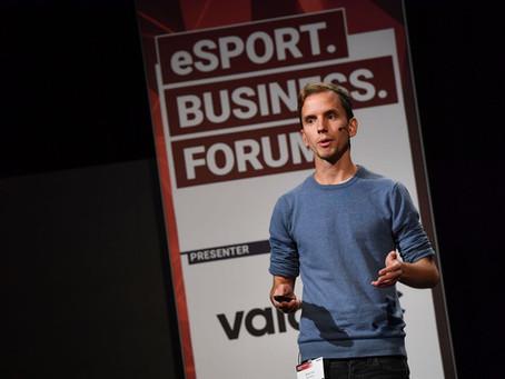 """EMC Referent zu """"Gaming und eSports – beyond the trend"""""""