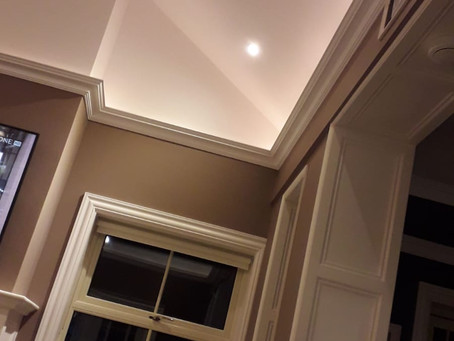 Indirect LED Coving: What is it and How is it Done