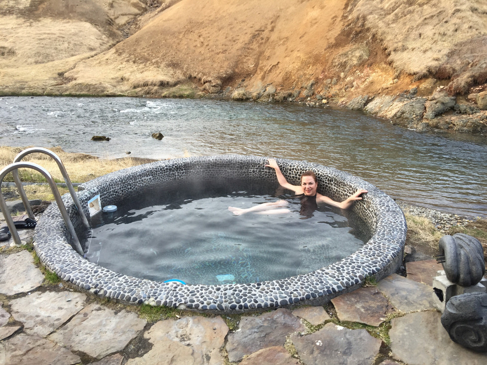 Iceland's best spa secret