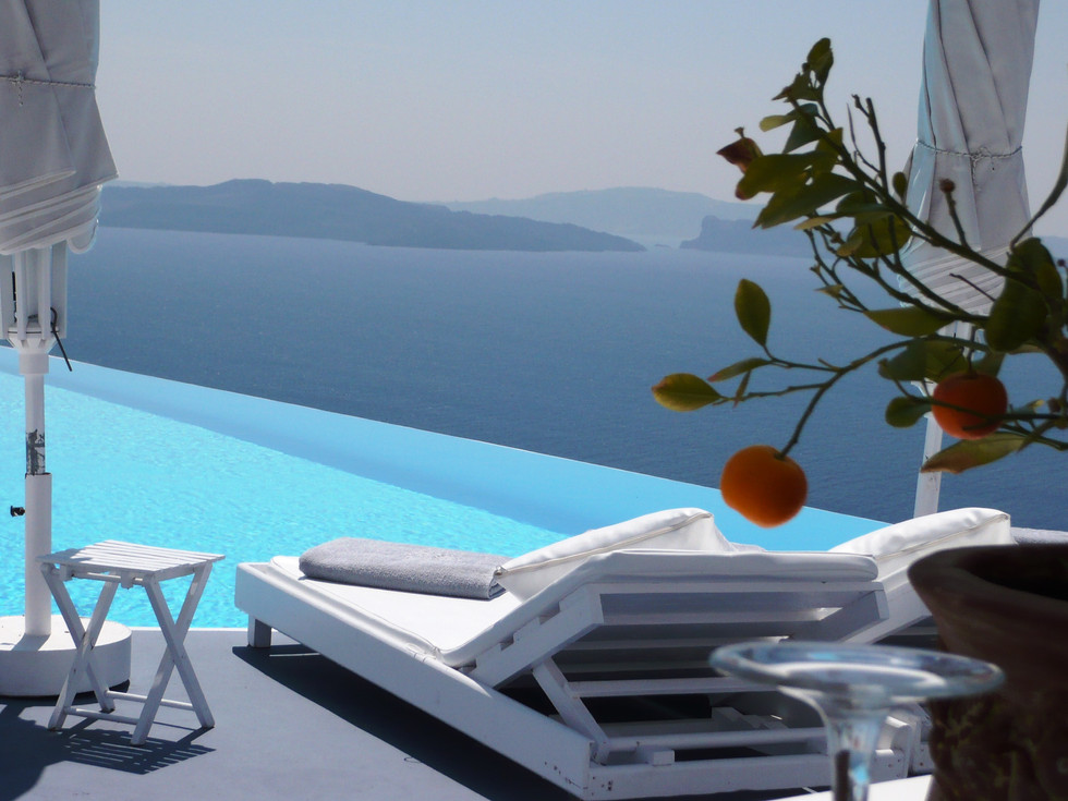 From Santorini with love.
