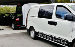 Action Tint mobile tinting
