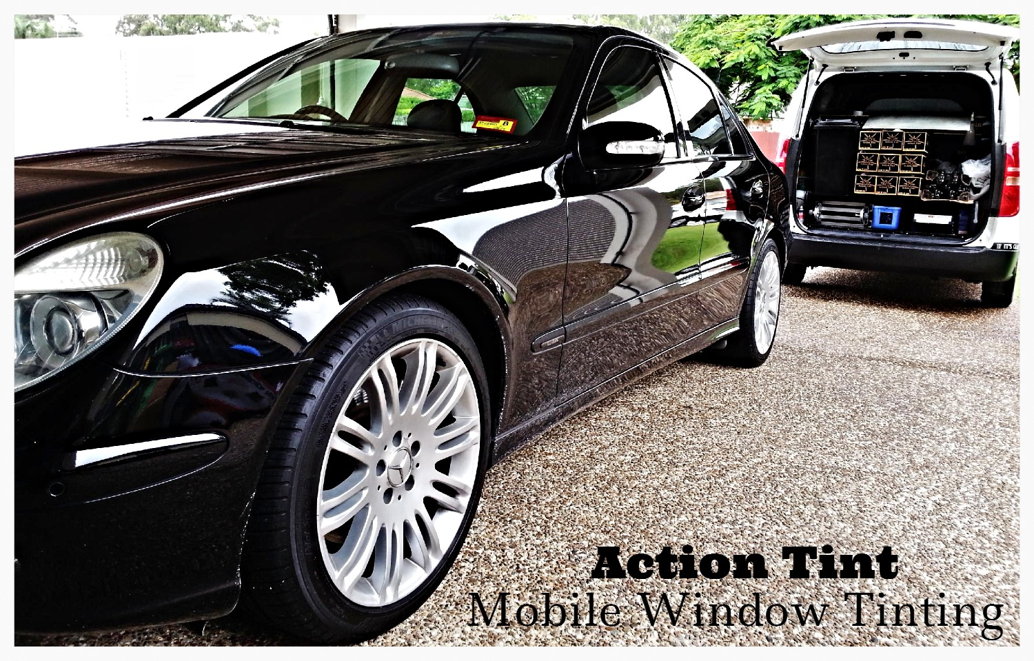 mobile car tinting brisbane