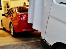 Gold Coast tints BMW