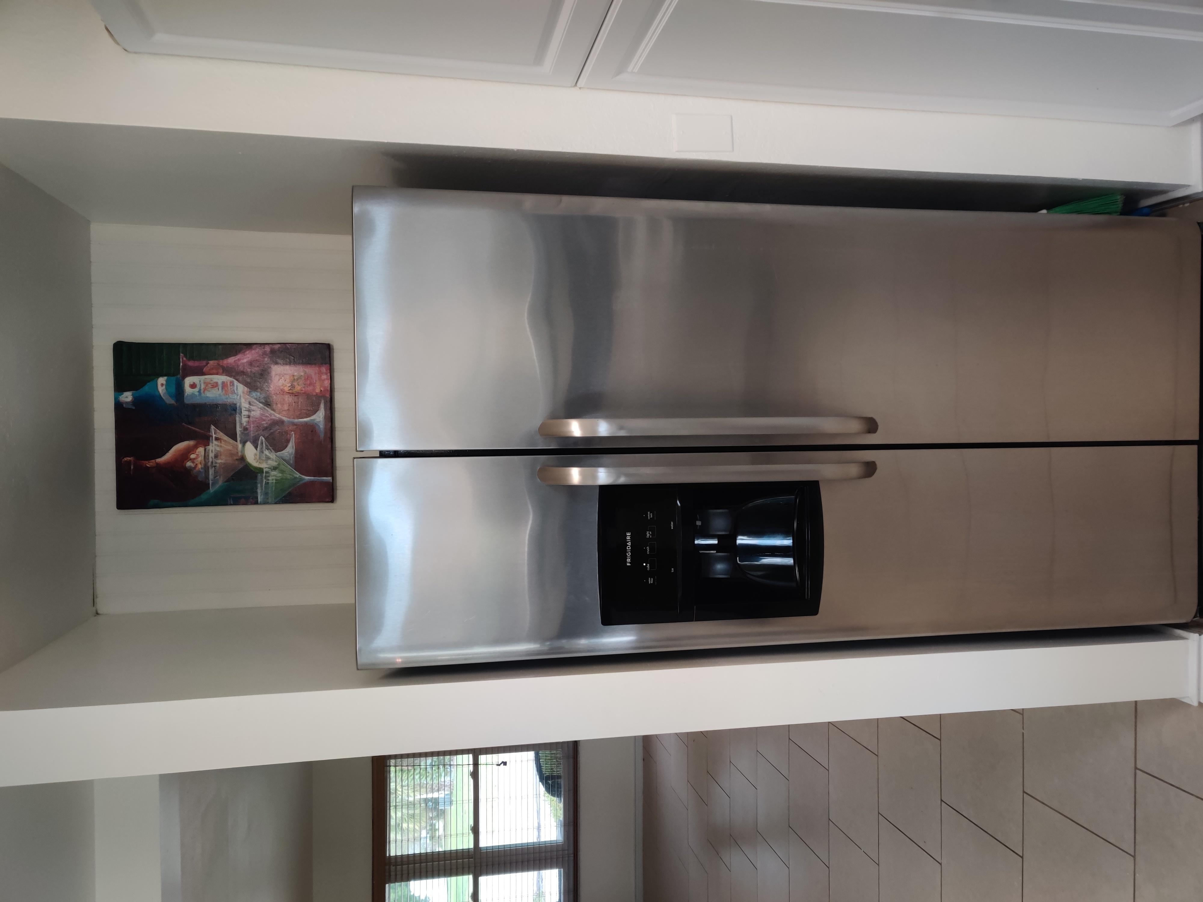 Full Sized Refrigerator