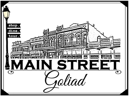 Main Street Goliad Logo