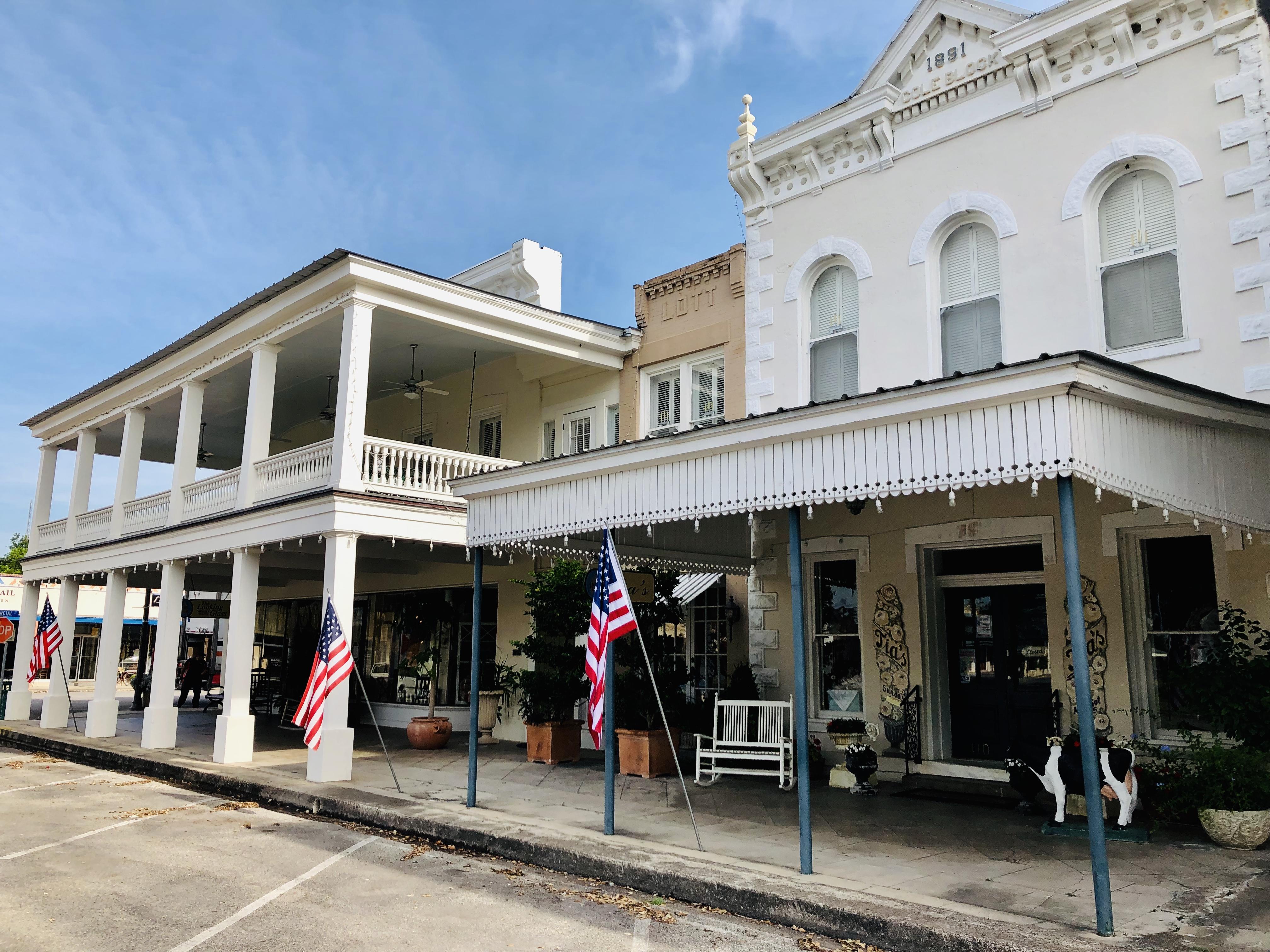 Historic Goliad Square
