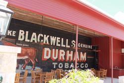 Durham Tobacco Mural