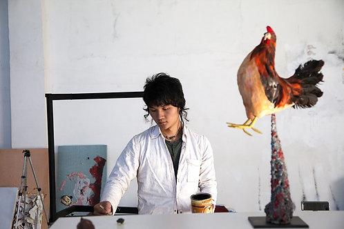 Stefanie Schweiger, Tong Kunniao IV, Beijing, 2015