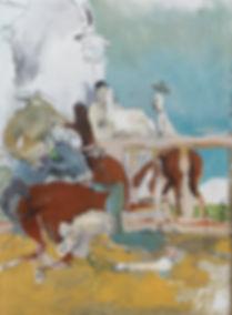 Tim Sandow tim sandow malerei art painting künstler artist new