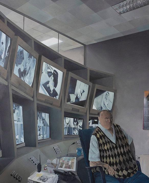 Tim Sandow, DJ Hausverbot [Harry liest],