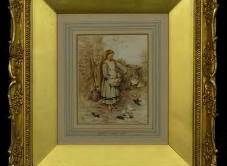 Myles Birket Foster 1825–1899