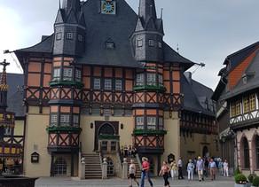 Taufkirchner DAV-Sektion erkundet den Sagenenhafgten Harz