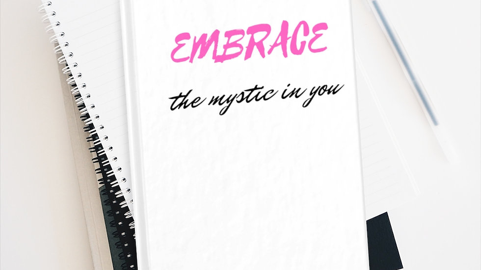 Mystic Embrace Journal - Ruled Line