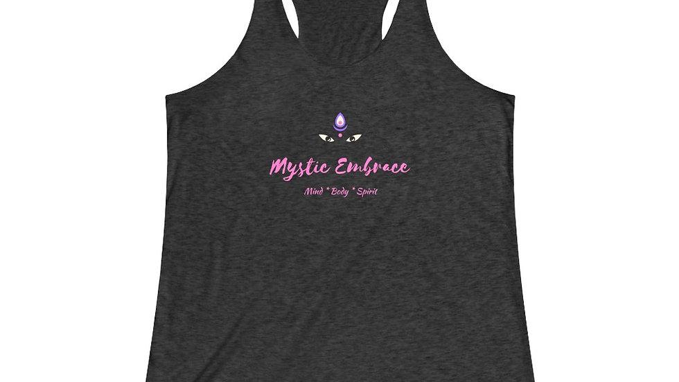 Mystic Embrace Women's Tri-Blend Racerback Tank