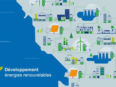 EDF - les énergies renouvelables