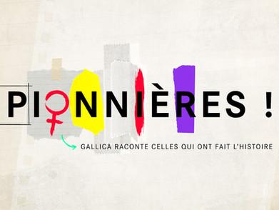 BNF - Série web Pionnières