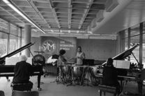 Sonata para dois pianos e percussão