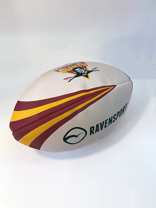 Giants Ravensport Rugby Ball