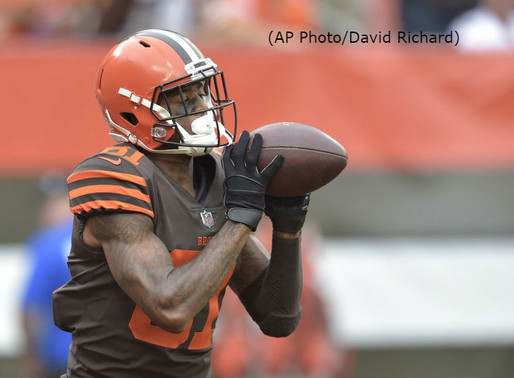OP: Landry, Callaway, Perriman, Higgins not enough for Browns offense