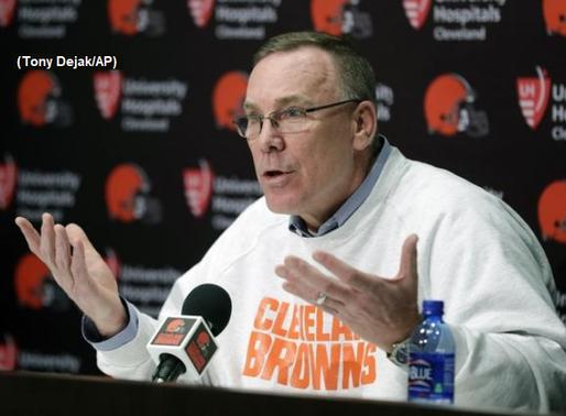 Browns off-season needs few but vital
