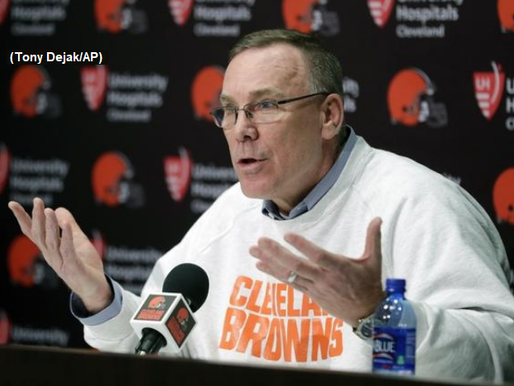 Browns off-season needs few but vital