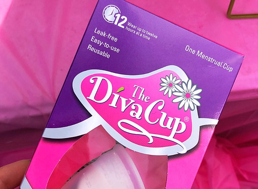 I Tried the DivaCup, So Here's Why You Should Too