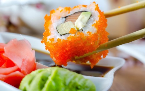A Beginner's Guide to Sushi for the Picky Eater