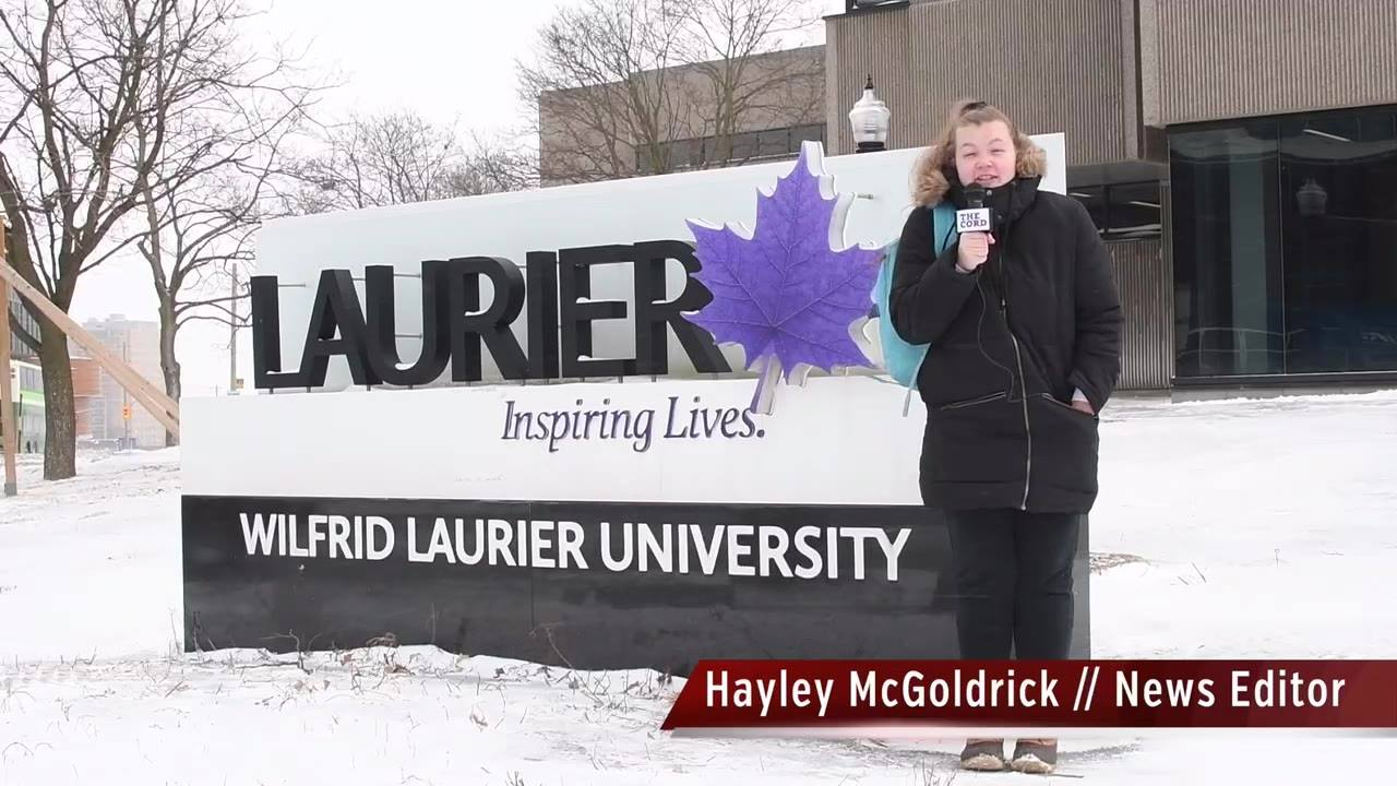 It's windy out there, hawks! We've got your Monday weather report on Laurier's Waterloo campus!  Videography/editing: Sarah Tyler