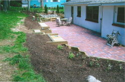 After Patio installation
