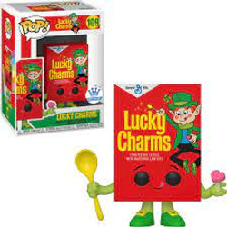 LUCKY CHARMS  109