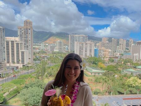 Out Of Office: Honolulu, Hawaii