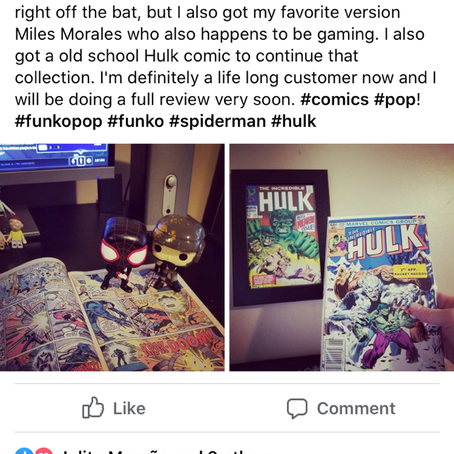 A new FB Review is in
