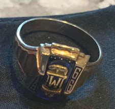 1966 Class Ring Female