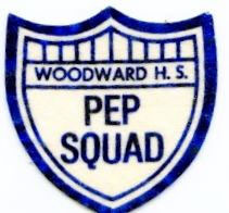 1970's Pep Squad Patch
