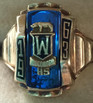 1963 Class Ring Male
