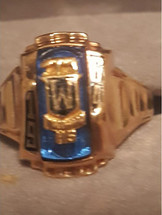 1964 Class Ring Female