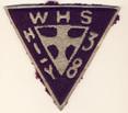 1938 Hi-Y Patch