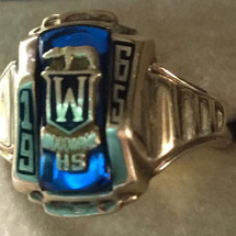 1965 Class Ring Female