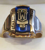 1964 Class Ring Male