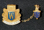 1965 Choraliers Pin