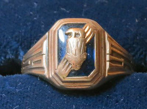 1941 Class Ring Female